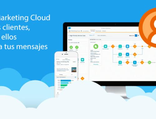 Salesforce Marketing Cloud: conoce a tus clientes, conecta con ellos y personaliza tus mensajes