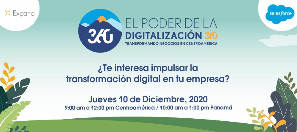 El Poder de la Digitalización 360