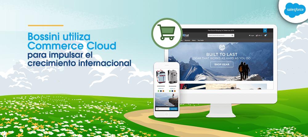 Bossini utiliza Commerce Cloud para impulsar el crecimiento internacional
