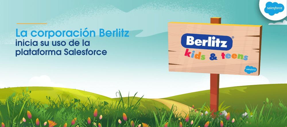 Caso de Éxito Salesforce en Costa Rica y México - Berlitz