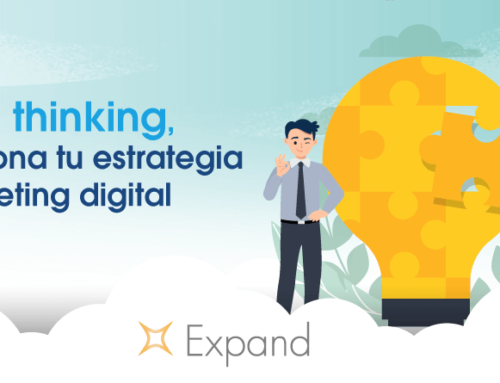 Design thinking, revoluciona tu estrategia de marketing digital y conexión con tu cliente