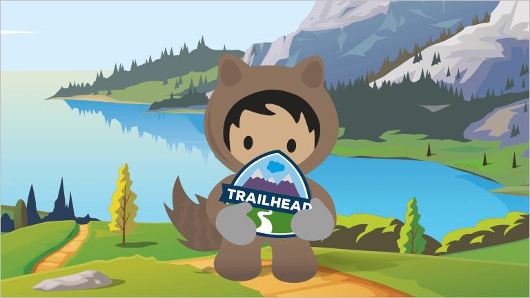 Comunidad Trailhead de Salesforce