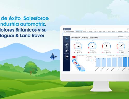 Salesforce Costa Rica, un nuevo caso de éxito en la industria automotriz, con Motores Británicos y su línea Jaguar & Land Rover