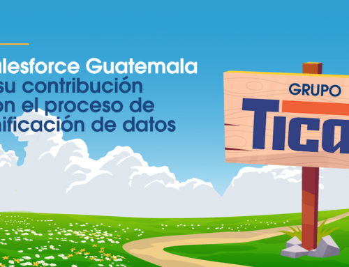 Salesforce Guatemala y su contribución con el proceso de unificación de datos