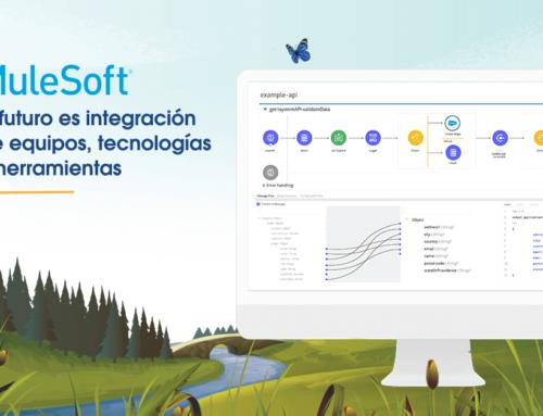 Mulesoft: El futuro es integración de equipos, tecnologías y herramientas