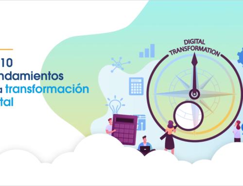 Los 10 mandamientos de la Transformación Digital