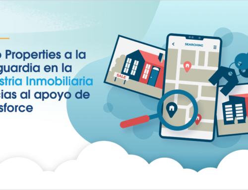 Arco Properties a la vanguardia en la Industria Inmobiliaria gracias al apoyo de Salesforce