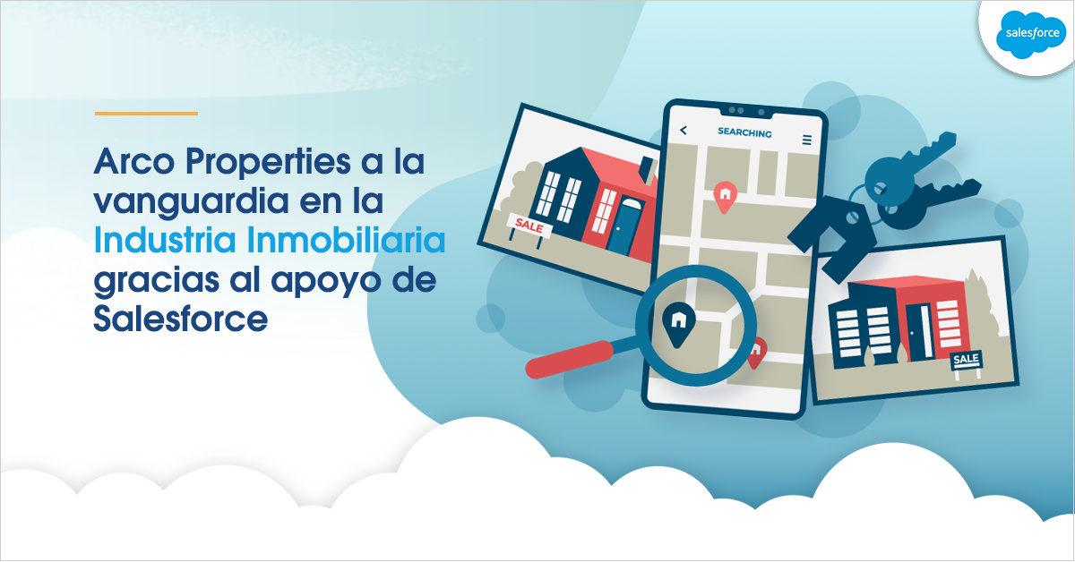 Arco Properties implementa Salesforce