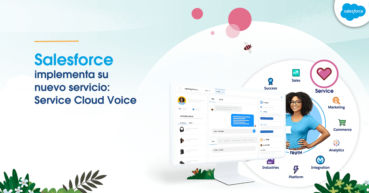 Salesforce Service Cloud Voice