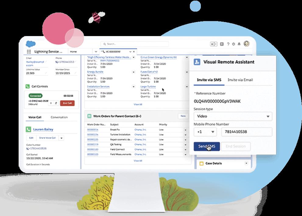 Salesforce Servicio al Cliente